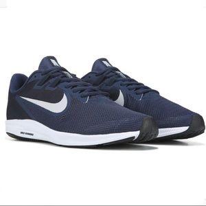 New! Nike Men's Downshifter 9 Running Shoe Navy